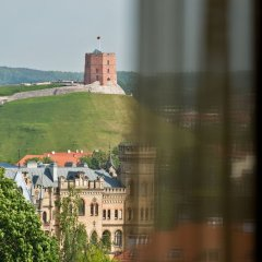 Отель Best Western Вильнюс Литва, Вильнюс - - забронировать отель Best Western Вильнюс, цены и фото номеров балкон