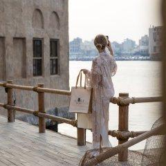 Отель Savoy Central Hotel Apartments ОАЭ, Дубай - 3 отзыва об отеле, цены и фото номеров - забронировать отель Savoy Central Hotel Apartments онлайн приотельная территория фото 2