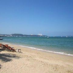 Отель Baan Kanittha - 4 Bedrooms Garden Villa пляж
