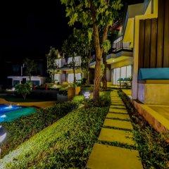 Курортный отель Crystal Wild Panwa Phuket пляж Панва фото 6