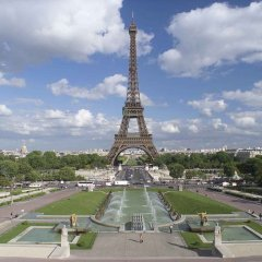 Отель ibis Paris Tour Eiffel Cambronne 15ème балкон