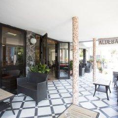 Hotel Aldebaran Римини интерьер отеля