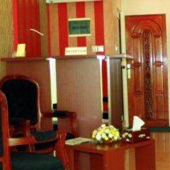Отель PALLAZO Мале удобства в номере