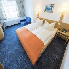 Отель Hansa Hotel Германия, Дюссельдорф - отзывы, цены и фото номеров - забронировать отель Hansa Hotel онлайн комната для гостей фото 5