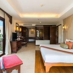Отель Ravindra Beach Resort And Spa комната для гостей фото 13
