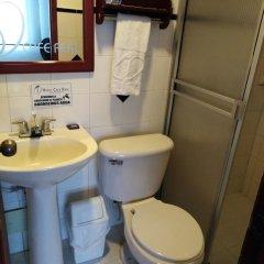 Hotel Cafe Real ванная фото 2