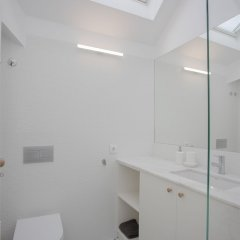 Апартаменты Liiiving - Cosy Downtown Apartments Порту ванная фото 2