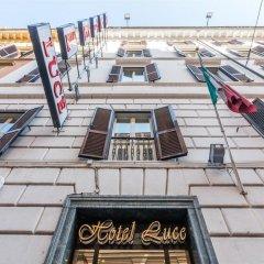 Отель Luce балкон