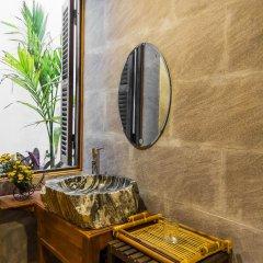 Отель An Bang Seasnail Homestay ванная фото 2