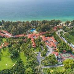 Отель Dusit Thani Laguna Phuket спортивное сооружение
