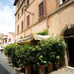 Отель Trastevere Large Apartment With Terrace Италия, Рим - отзывы, цены и фото номеров - забронировать отель Trastevere Large Apartment With Terrace онлайн вид на фасад