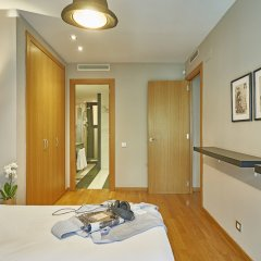 Отель AinB Sagrada Familia Apartments Испания, Барселона - 2 отзыва об отеле, цены и фото номеров - забронировать отель AinB Sagrada Familia Apartments онлайн ванная фото 5