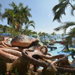 Отель Azul Ixtapa Resort - Все включено пляж