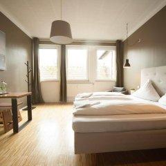 Отель Five Reasons Hotel & Hostel Германия, Нюрнберг - 1 отзыв об отеле, цены и фото номеров - забронировать отель Five Reasons Hotel & Hostel онлайн комната для гостей фото 2