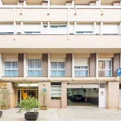 Отель Aparthotel Bertran Испания, Барселона - отзывы, цены и фото номеров - забронировать отель Aparthotel Bertran онлайн парковка