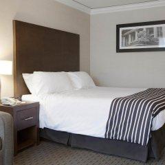 Отель Sandman Hotel Vancouver City Centre Канада, Ванкувер - отзывы, цены и фото номеров - забронировать отель Sandman Hotel Vancouver City Centre онлайн комната для гостей фото 4