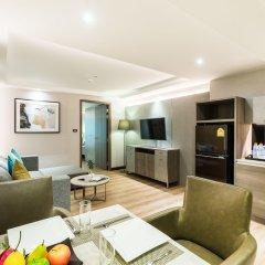 Отель Citrus Suites Sukhumvit 6 By Compass Hospitality Бангкок в номере фото 2