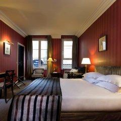 Отель Villa D'Estrees Париж комната для гостей фото 5