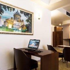 Cristallo Hotel Mokinba интерьер отеля фото 3