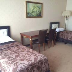 Президент-Отель удобства в номере