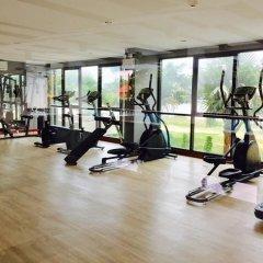 Отель Patong Beach Luxury Condo фитнесс-зал фото 2