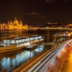 Отель Grand Jules Boat Будапешт приотельная территория