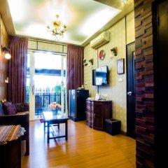 Отель Sabai Sabai @ Sukhumvit Бангкок сейф в номере