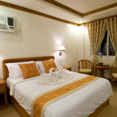 Отель Grand Boracay Resort Филиппины, остров Боракай - отзывы, цены и фото номеров - забронировать отель Grand Boracay Resort онлайн комната для гостей фото 2