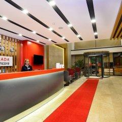 Ramada encore gebze Турция, Гебзе - отзывы, цены и фото номеров - забронировать отель Ramada encore gebze онлайн интерьер отеля фото 3