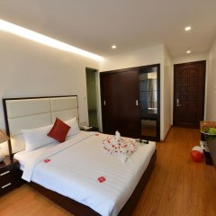 Отель Amorita Boutique Hotel Вьетнам, Ханой - отзывы, цены и фото номеров - забронировать отель Amorita Boutique Hotel онлайн комната для гостей фото 2