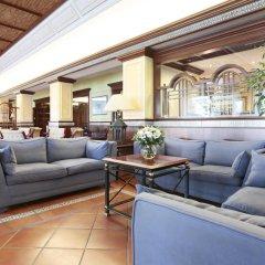 Отель Prestige Coral Platja Испания, Курорт Росес - отзывы, цены и фото номеров - забронировать отель Prestige Coral Platja онлайн интерьер отеля фото 2