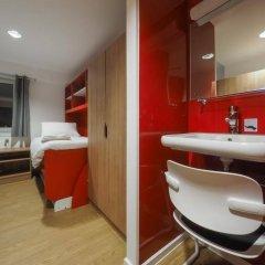 Отель LSE High Holborn Великобритания, Лондон - 1 отзыв об отеле, цены и фото номеров - забронировать отель LSE High Holborn онлайн ванная фото 2