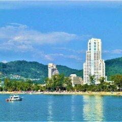 Отель Patong Tower 2.1 Patong Beach by PHR Таиланд, Патонг - отзывы, цены и фото номеров - забронировать отель Patong Tower 2.1 Patong Beach by PHR онлайн пляж фото 2