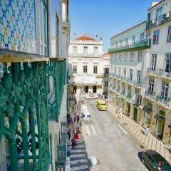 Апартаменты Chiado Apartments Лиссабон балкон