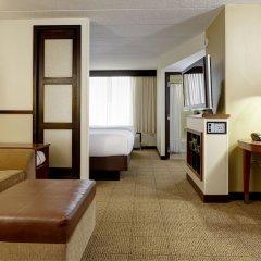 Отель Hyatt Place Columbus/OSU США, Грандвью-Хейтс - отзывы, цены и фото номеров - забронировать отель Hyatt Place Columbus/OSU онлайн комната для гостей фото 4