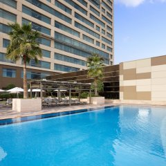 Отель Swissotel Living Al Ghurair Dubai бассейн фото 3