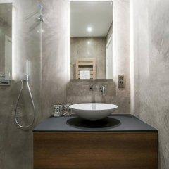 Отель Thon Residence Florence Aparthotel Бельгия, Брюссель - отзывы, цены и фото номеров - забронировать отель Thon Residence Florence Aparthotel онлайн ванная фото 2
