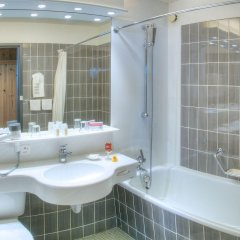 Отель Sunstar Hotel Davos Швейцария, Давос - отзывы, цены и фото номеров - забронировать отель Sunstar Hotel Davos онлайн ванная