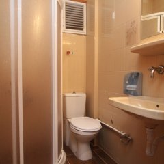 Отель Koz Eren Otel Чешме ванная фото 2