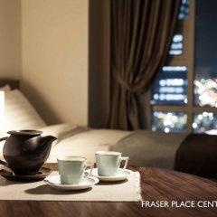 Отель Fraser Place Central Seoul комната для гостей фото 4