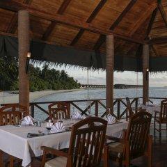 Отель Medhufushi Island Resort питание фото 3
