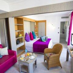 Hotel Cristal & Spa Канны комната для гостей фото 2