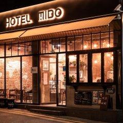 Hotel MIDO Myeongdong вид на фасад фото 2