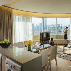 Отель Fraser Suites Guangzhou Китай, Гуанчжоу - отзывы, цены и фото номеров - забронировать отель Fraser Suites Guangzhou онлайн комната для гостей фото 4