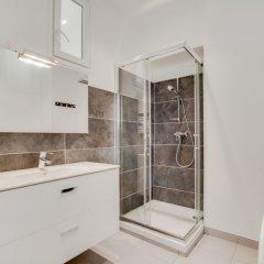 Отель Le Casa del Sol Франция, Ницца - отзывы, цены и фото номеров - забронировать отель Le Casa del Sol онлайн ванная