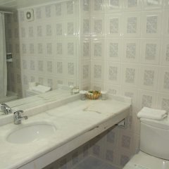 Bolu Koru Hotels Spa & Convention Турция, Болу - отзывы, цены и фото номеров - забронировать отель Bolu Koru Hotels Spa & Convention онлайн ванная
