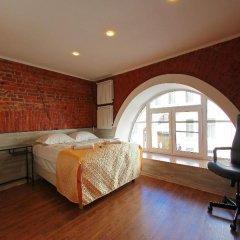 Мини-Отель Аморе Стандартный номер с двуспальной кроватью фото 11