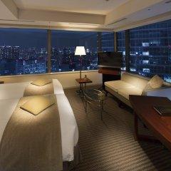 Отель The Strings By Intercontinental Tokyo Токио интерьер отеля фото 3