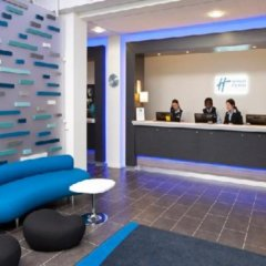 Отель Holiday Inn Express Manchester City Centre Arena интерьер отеля фото 3