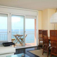 Отель Lloret View Beach Испания, Льорет-де-Мар - отзывы, цены и фото номеров - забронировать отель Lloret View Beach онлайн комната для гостей фото 3